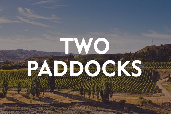 two paddocks